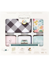 "Набор карточек "" Project Life Core Kit Gather 616"" от Becky Higgins"