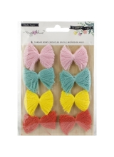 "Набор бантиков ""Maggie Holmes Willow Lane Adhesive Thread Bows"" от Crate Paper"