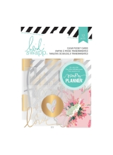 "Набор карточек ""Hello Beautiful Clear Pocket Cards "" от Heidi Swapp"