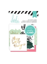 "Набор карточек ""Hello Beautiful Embellishments "" от Heidi Swapp"