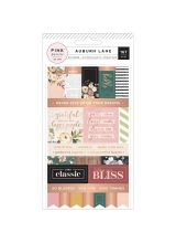 "Набор стикеров ""Auburn Lane Cardstock Label Stickers"" от Pink Paislee"